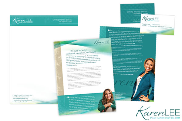 Texture Adds Value to Your Corporate Identity