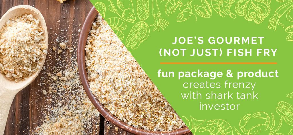 Joe's Gourmet Intro