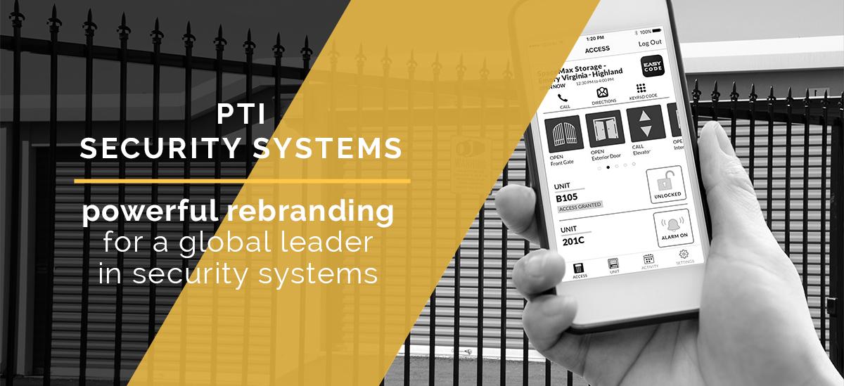 PTI id8 Branding