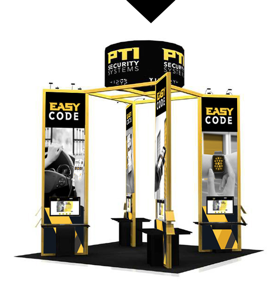 PTI id8 Branding Tradeshow