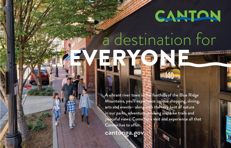Canton - A destination for everyone