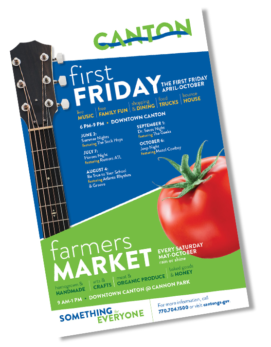 Canton - First Friday