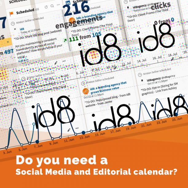 Social Media Strategy Editorial Calendar and Content Calendar