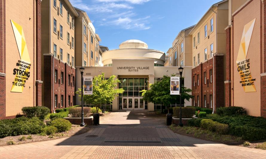 University Branding KSU Campus