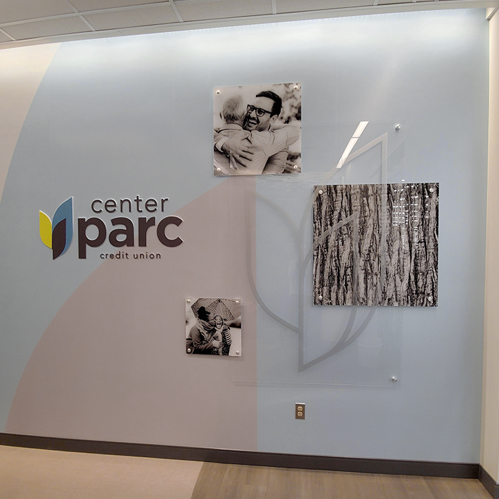 centerparc-wall