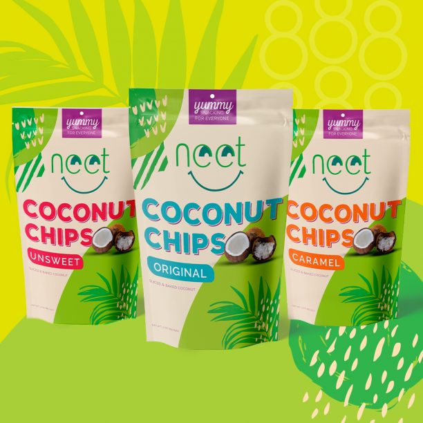Packaging design for a CPG brand