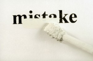 Five Avoidable Website Mistakes