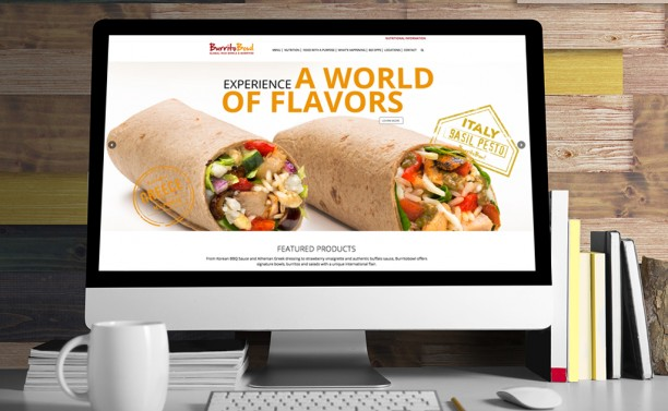 Website Redesign for Freshens