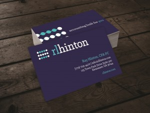 graphic design strategy make business cards stand out award