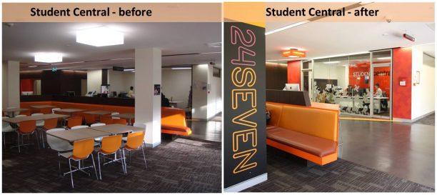 experiential design CSU example