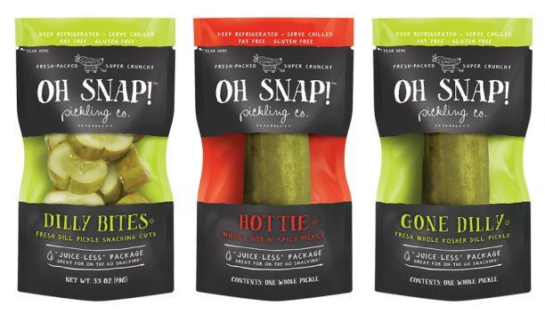 packaging design for pickles