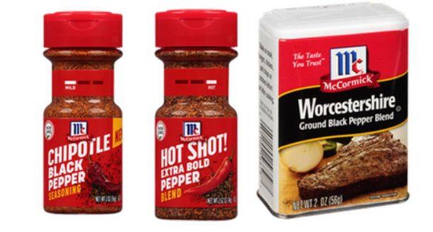 food trends black pepper blends