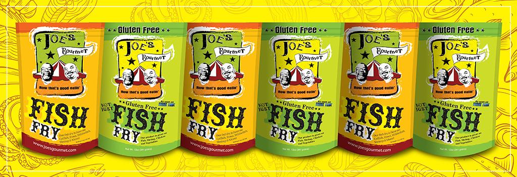 Joe's Gourmet Not Just Fish Fry