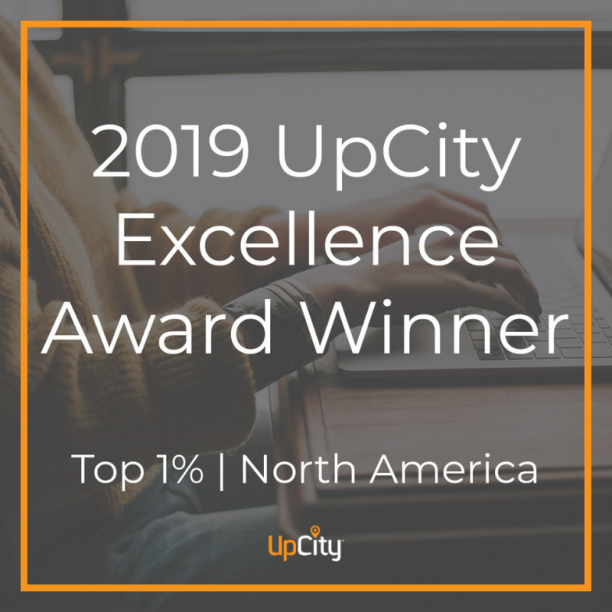 id8 Named 2019 UpCity Excellence Award Winner