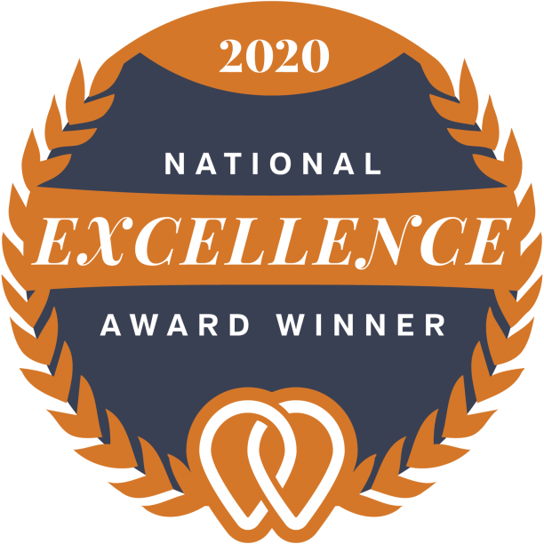 UpCity National Excellence Logo