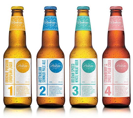 15 Inspiring Beer Label Designs : Award-Winning Graphic Design : id8