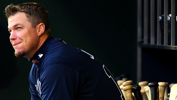 Chipper Jones Shows Us the Importance of Twitter
