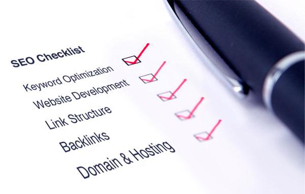 The Small Business SEO Checklist